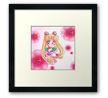 Eternal Sailor Moon Framed Print