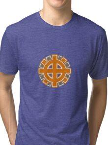 Celtic Cross Version Tri-blend T-Shirt