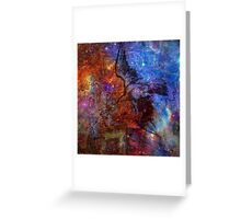 When The Stars Are Right - The North America Nebula in Cygnus Greeting Card