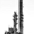 Industrial Metal II by Sandra Moore