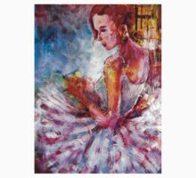 Ballet Dancer Art Prints & Gifts - Waiting T-Shirt
