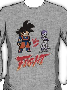 Goku Vs Frieza 8MB T-Shirt
