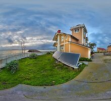 East Brother Island - Panorama by randymir