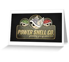Power Shell Co. Greeting Card