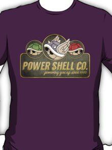 Power Shell Co. T-Shirt