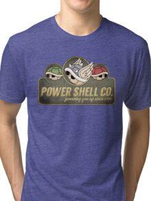Power Shell Co. Tri-blend T-Shirt