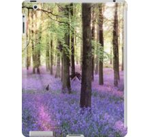 Morning Bluebells iPad Case/Skin