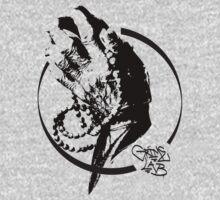 Praying Hands by Maestro Hazer