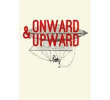 Onward And Upward Photographic Print
