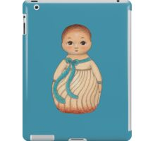 Wee Ceramic Doll iPad Case/Skin