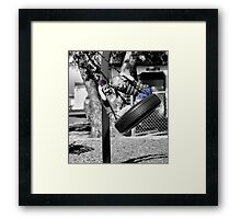 Best Things In Life Are Free Framed Print
