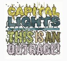 Capital Lights - Outrage by mnpksage