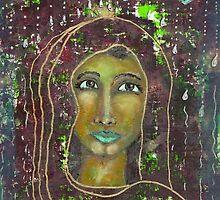 Goddess Sarah by Eliza Fayle