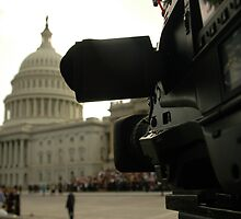 News Media at the US Capitol by cameraperson