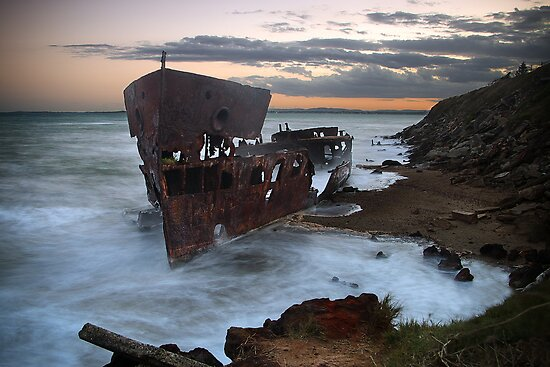 The Ghost Ship Sails Again by Ben Ryan