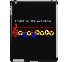 Heart Of The Mountain - Bolero Of Fire iPad Case/Skin