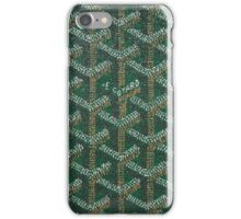 goyard iPhone Case/Skin