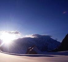 Alaska Camp by apaulcalypse