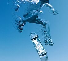 Skater Splash by BFXIII