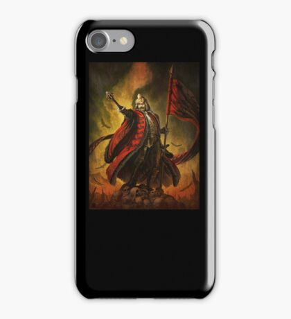 Dracula (Vlad Tepes III) iPhone Case/Skin