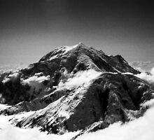 Mount Foraker by apaulcalypse