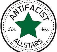 Antifacist Allstars by BFXIII