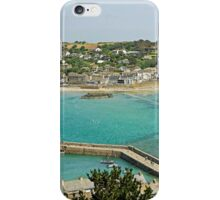 Marazion From St Michael's Mount iPhone Case/Skin