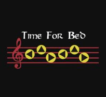 Time For Bed - Zelda's Lullaby (Version 1) by Dsavage94