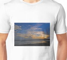 Sunset Over Penzance, Cornwall Unisex T-Shirt