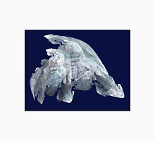 Ice Flakes - Abstract Art Unisex T-Shirt