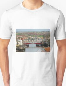 Harbour View, Whitby T-Shirt