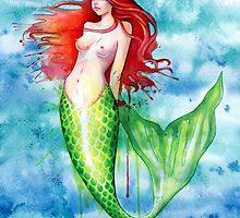 Little Mermaid by SamNagel