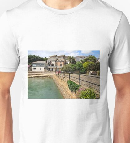 Beside The Quay, Penzance Unisex T-Shirt