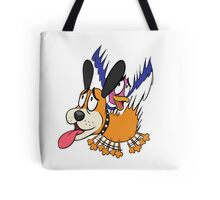 Duck Hunt The Cowardly Duo Tote Bag