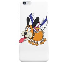 Duck Hunt The Cowardly Duo iPhone Case/Skin
