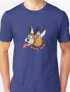 Duck Hunt The Cowardly Duo T-Shirt