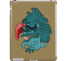 Mayan art 1 iPad Case/Skin