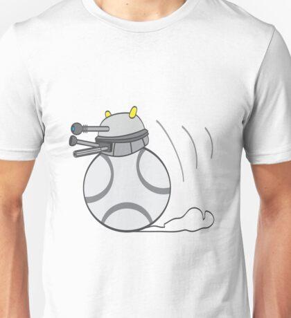 XTRMN-8 (Outlined Version) Unisex T-Shirt