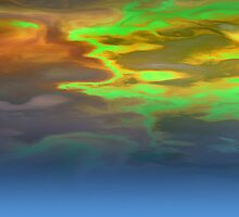 Venus Dawn by AlienVisitor