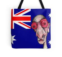 Insomniac Goes to Australia Tote Bag