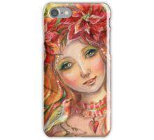 """Robin Red"" iPhone Case/Skin"