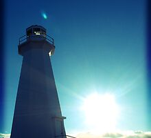 Cape Spear Lighthouse by Gweff