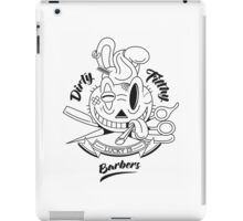 Dirty Filthy Barbers iPad Case/Skin