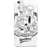 Dirty Filthy Barbers iPhone Case/Skin