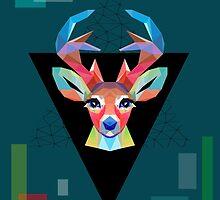 deer by motiashkar