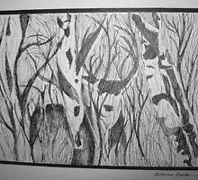 Camoflauge Deer by AutumnLeaves