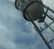 Berkeley Water Tower by clou