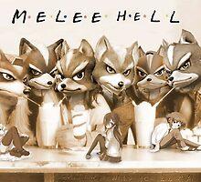 Melee Hell Friends by phriendlybear