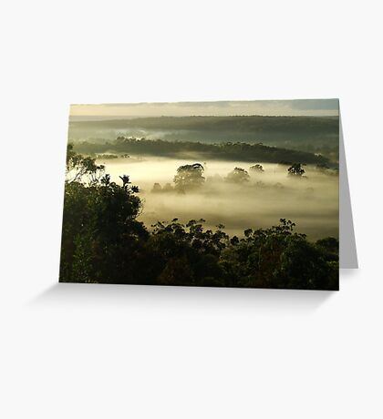 Select Coverage.... Greeting Card