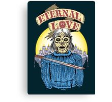 ETERNAL LOVE Canvas Print